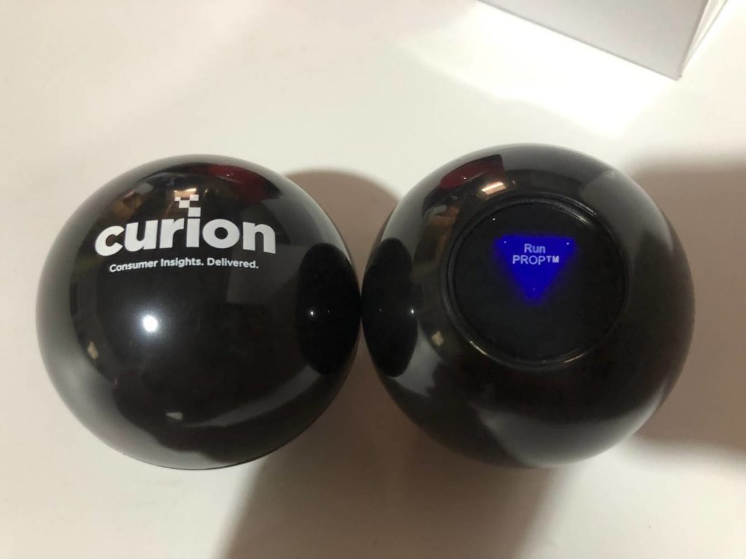 promotional magic 8 ball