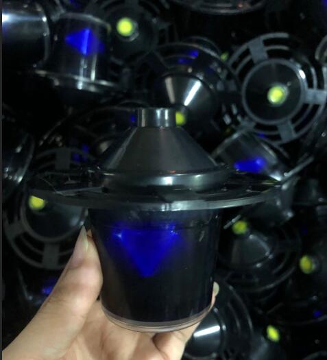 custom floater inside 8 ball
