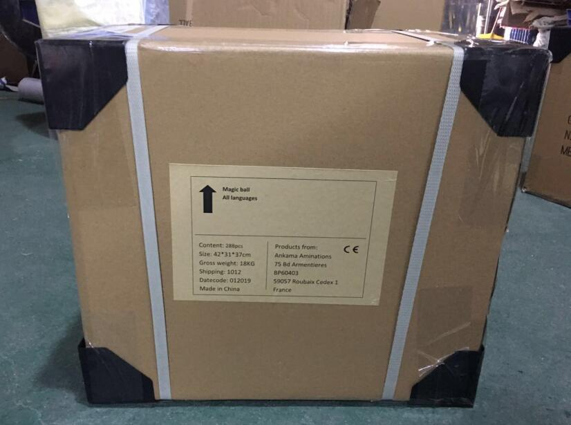 custom magic 8 ball answers packaging