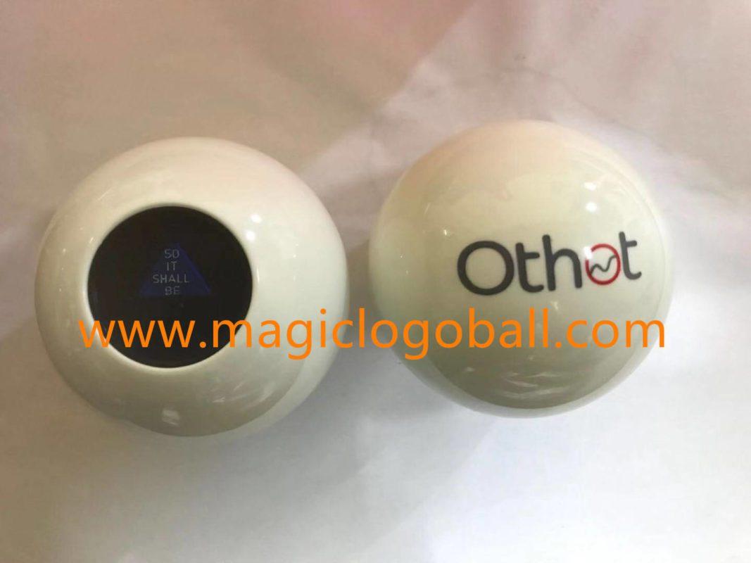 custom 8 balls