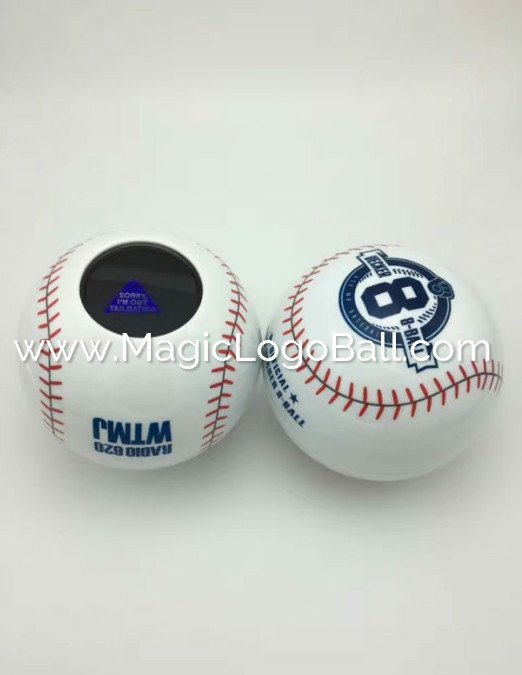 custom magic eight ball