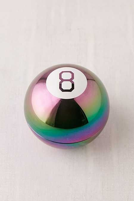 custom 8 ball oil silk